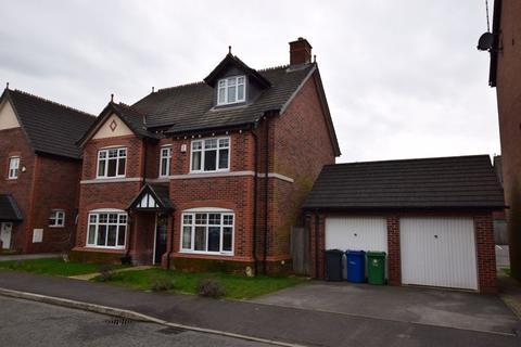 5 bedroom detached house to rent - Sandmoor Place, Lymm