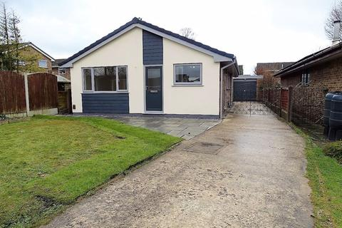 3 bedroom detached bungalow for sale - Hazel Close, Penwortham, Preston