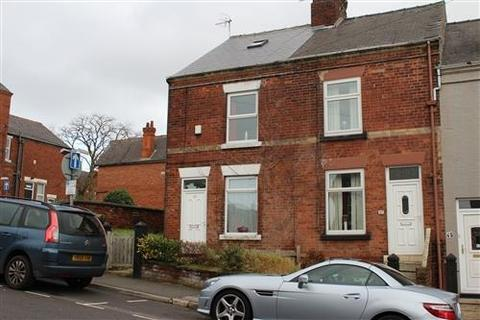 3 bedroom end of terrace house to rent - Rutland Road, Chesterfield
