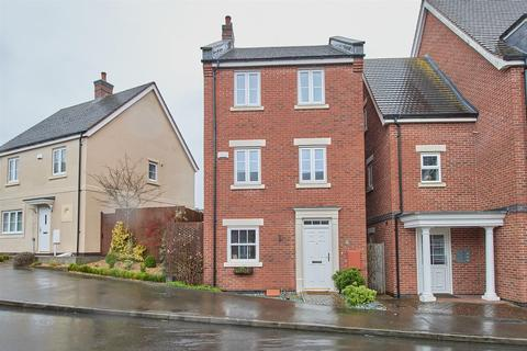 3 bedroom detached house for sale - Overlord Drive, Hinckley