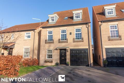 4 bedroom detached house for sale - Edgbaston Drive, Retford