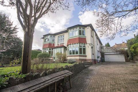 5 bedroom detached house for sale - Ely Road, Llandaff, Cardiff