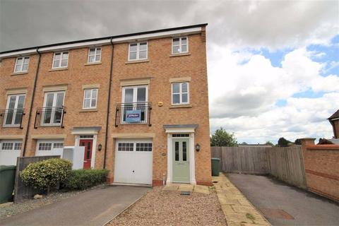 4 bedroom end of terrace house for sale - Deansleigh, Lincoln, Lincolnshire