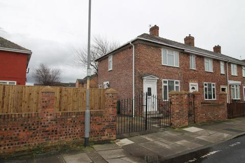 2 bedroom end of terrace house for sale - Sadberge Road, Stockton-On-Tees
