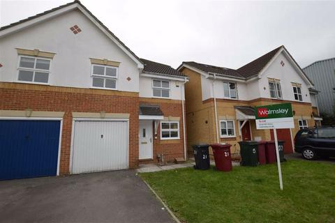 3 bedroom semi-detached house to rent - Denbeigh Place, Reading