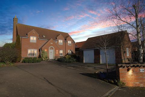 4 bedroom detached house for sale - Middle Street, Barkestone, Nottingham