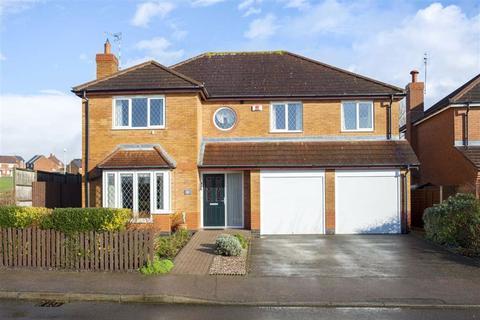 5 bedroom detached house for sale - Florian Way Hinckley, Hinckley