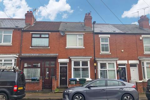 2 bedroom terraced house to rent - Sovereign Road, Earlsdon, Coventry, CV5 6LU