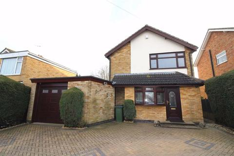 3 bedroom detached house for sale - Dorset Avenue, Glenfield