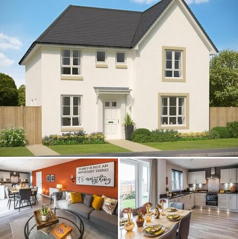 4 bedroom detached house for sale - Plot 206, BALMORAL at Calder Gardens, Carnbroe Road, Coatbridge, COATBRIDGE ML5