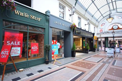 Retail property (high street) to rent - Unit 20 The Arcade, Bournemouth BH1