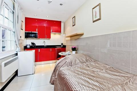Studio to rent - 165 Gloucester Place, Marylebone
