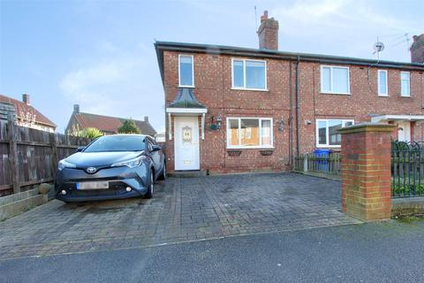 3 bedroom end of terrace house for sale - Greenwood Avenue, Beverley, East Yorkshire, HU17