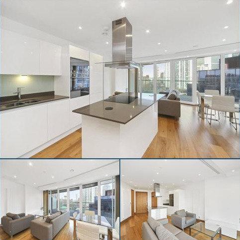 2 bedroom apartment to rent - Crossharbour Plaza London E14
