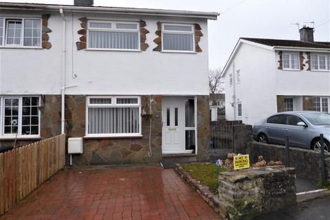 3 bedroom end of terrace house for sale - Taliesin Close, Pencoed, Bridgend. CF35 6JR