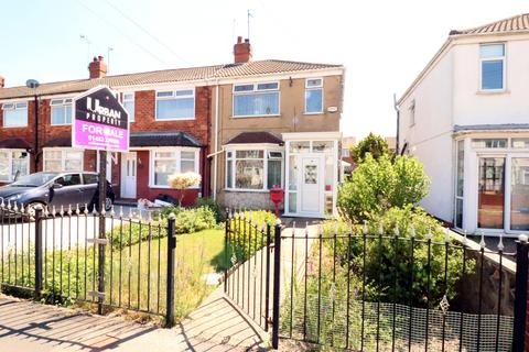2 bedroom end of terrace house for sale - Glebe Road, Hull, Yorkshire, HU7