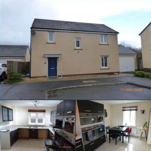 3 bedroom detached house for sale - Heol Waun Hir, Ffoslas, Kidwelly