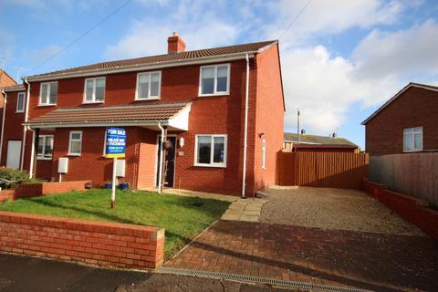 3 bedroom semi-detached house for sale - Liddymore Road, Watchet, Somerset TA23