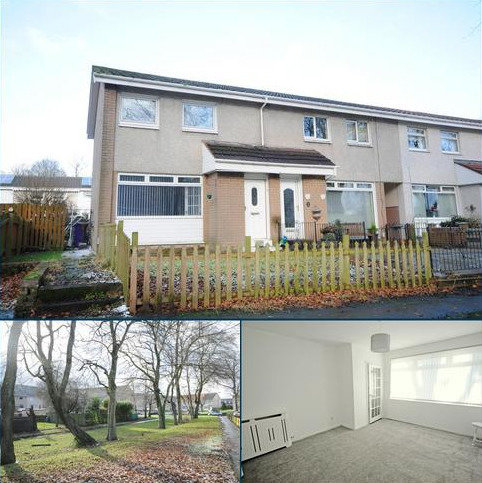 2 bedroom end of terrace house for sale - Berriedale Avenue, Baillieston, Glasgow G69