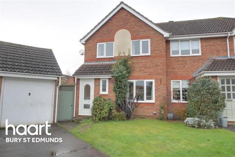 3 bedroom semi-detached house to rent - Tassel Road, Bury St Edmunds