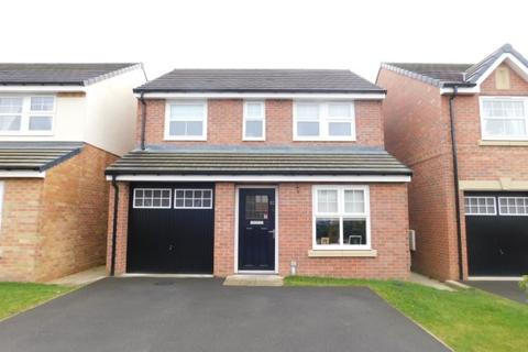 3 bedroom detached house for sale - ABBEY GREEN, SPENNYMOOR, SPENNYMOOR DISTRICT