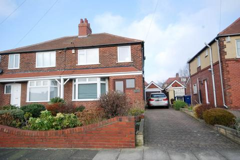 3 bedroom semi-detached house for sale - Tynedale Road, South Shields