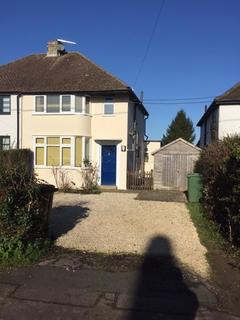 3 bedroom semi-detached house to rent - Norreys Road, Cunmor, Oxford OX2