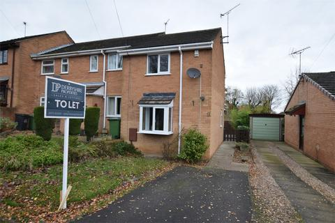 2 bedroom end of terrace house to rent - Buckfast Close, Swanwick, Alfreton, Derbyshire