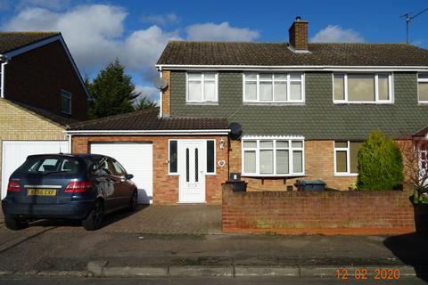 3 bedroom semi-detached house to rent - Wansbeck Road, Putnoe, Bedford MK41