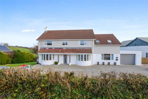 5 bedroom detached house for sale - Moreleigh, Totnes, Devon, TQ9