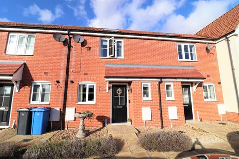 2 bedroom terraced house for sale - Mary Clarke Close, Hadleigh, Ipswich, Suffolk, IP7 6FD