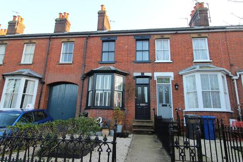 3 bedroom terraced house to rent - York Road, Bury St Edmunds