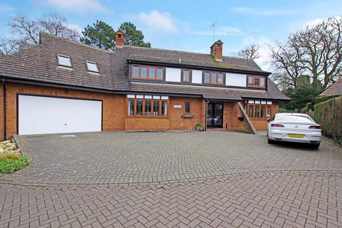4 bedroom detached house for sale - Rowley Avenue, Stafford