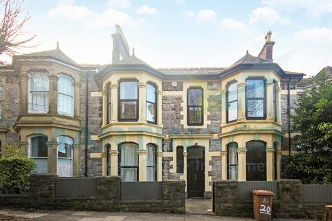 1 bedroom terraced house to rent - St. Lawrence Road, North Hill, Plymouth