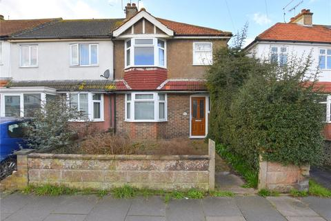 3 bedroom end of terrace house for sale - First Avenue, Lancing, West Sussex, BN15