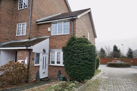 2 bedroom terraced house for sale - Regents Court, West Moor