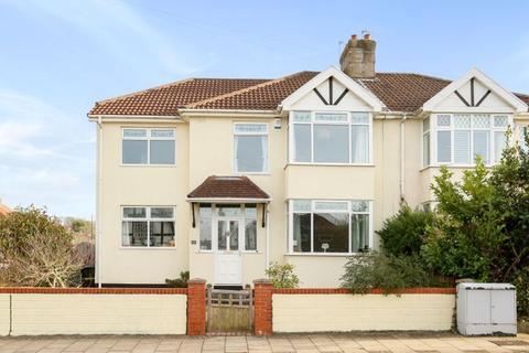4 bedroom semi-detached house for sale - Abbey Road, Westbury-on-Trym