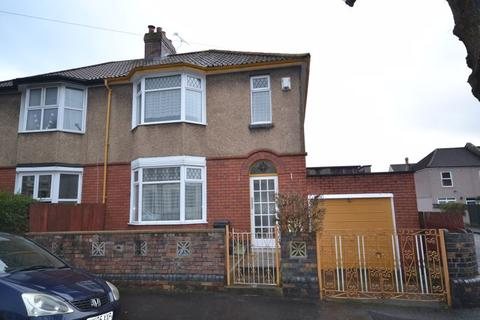 3 bedroom semi-detached house for sale - Queens Road, St George, Bristol