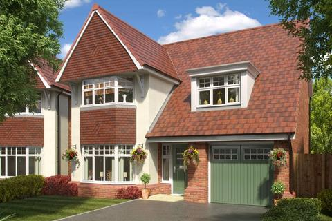 4 bedroom detached house for sale - Countryside NEW WALTON, Plot 118, Wilson Chase