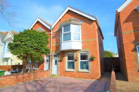 3 bedroom semi-detached house for sale - BOASTING VERSATILE LIGHT AND AIRY ACCOMMODATION ARRANGED OVER THREE FLOORS, WITH OFF ROAD PARKING.