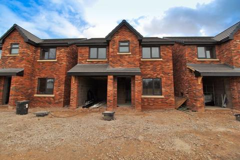 4 bedroom detached house for sale - Pear Tree Close off The Gravel, Mere Brow, Preston