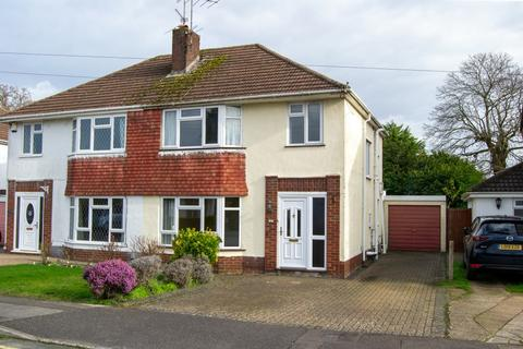 3 bedroom semi-detached house to rent - Repton Road, Earley, Reading, Berkshire