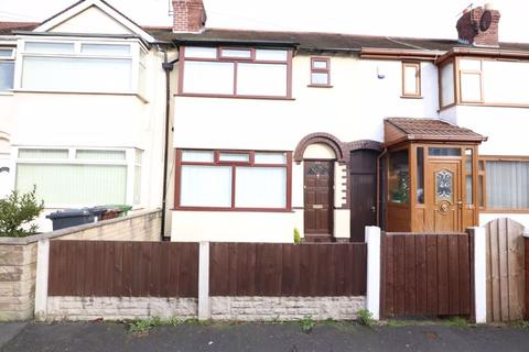 3 bedroom terraced house for sale - Springfield Avenue, Liverpool
