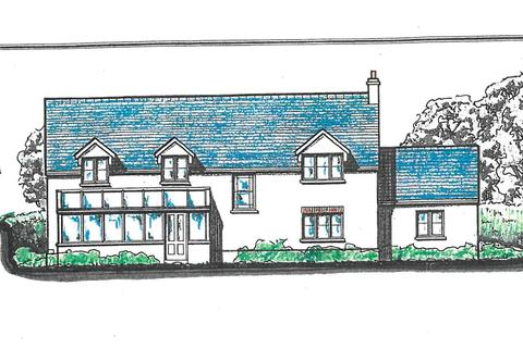 5 bedroom detached house for sale - New House  and 4 Acres or thereabouts of Land, Adjacent to Churchfields, Ambleston