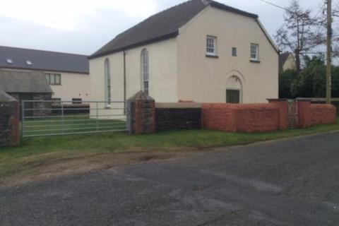 3 bedroom townhouse for sale - Capel Sion (Sion Chapel), Chapel Road, Dwrbach, Scleddau, Fishguard
