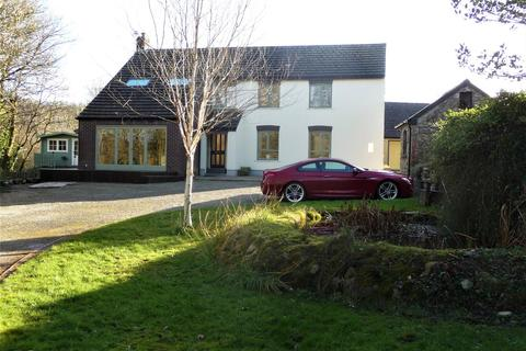 4 bedroom detached house for sale - Ford House and Ford Cottage, Wolfscastle, Haverfordwest, Pembrokeshire