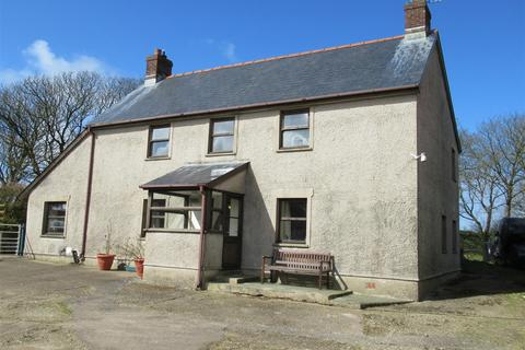 5 bedroom property with land for sale - Clawddcam, Mathry, Haverfordwest