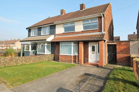 3 bedroom semi-detached house for sale - Rake Avenue, Stockton-On-Tees