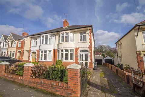 3 bedroom semi-detached house for sale - Bishops Walk, Llandaff, Cardiff