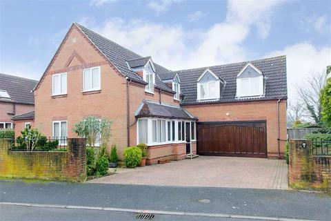 4 bedroom detached house for sale - Manor Fields, Market Weighton